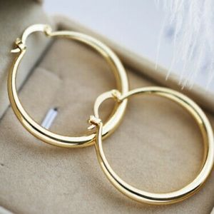 NEW Gold plated/925 Sterling Silver Earrings